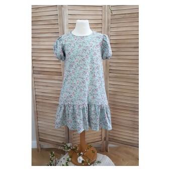 sukienka dziewczęca - A-9946