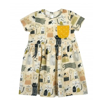 sukieneczka dziewczęca - A-9971