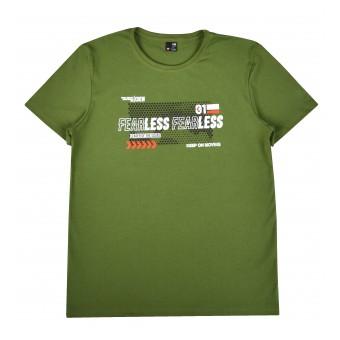 koszulka męska- poszerzony obwód - GT-8665