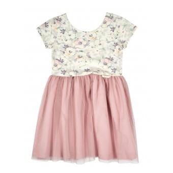 sukienka dziewczęca - A-9985