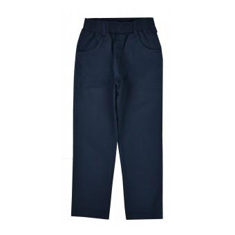 spodnie chłopięce z tkaniny - poszerzony obwód - GT-8666