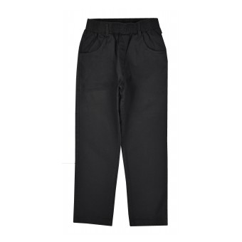 spodnie chłopięce z tkaniny - poszerzony obwód - GT-8667