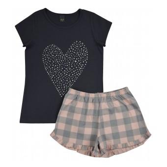 piżama dziewczęca - A-9305
