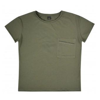 bluzka krótki rękaw - A-013