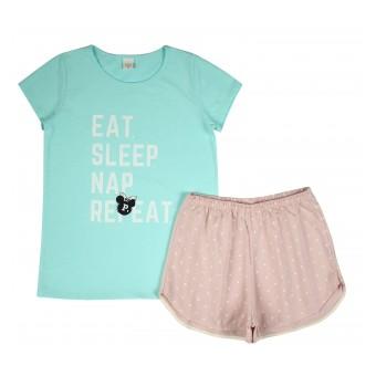piżama dziewczęca - A-033