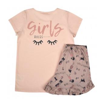 piżama dziewczęca - A-9951