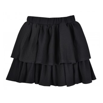 spódnica dziewczęca z muślinu - A-049