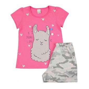 piżamka dziewczęca - A-8859