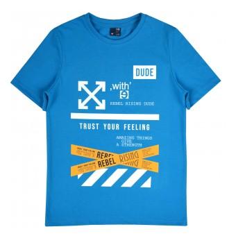 koszulka chłopięca - GT-8517