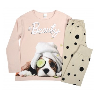 piżama dziewczęca - A-9443