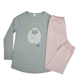 piżama dziewczęca - A-070