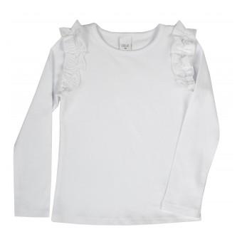 bluzka dziewczęca długi rękaw - A-098