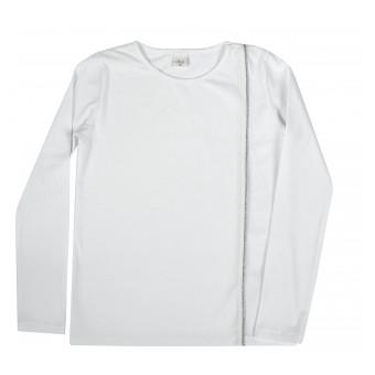 bluzka dziewczęca długi rękaw - A-107