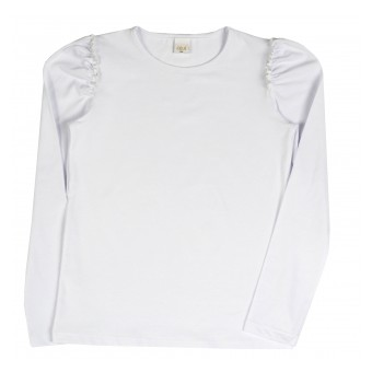 elegancka bluzka dziewczęca - A-148