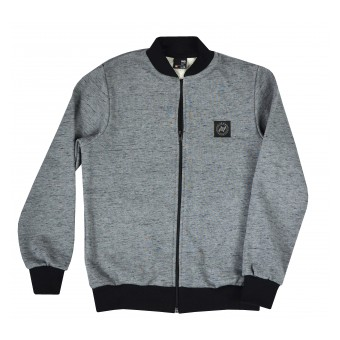 bluza młodzieżowa długi zamek - GT-8824