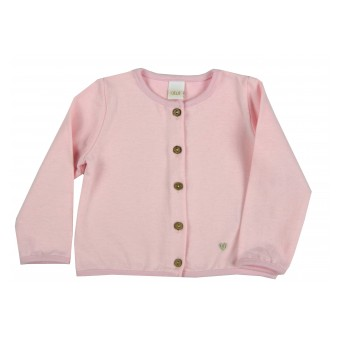 sweterek dziewczęcy na guziczki - A-9437