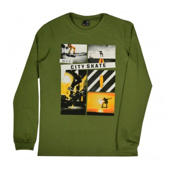 bluzka chłopięca - GT-8809