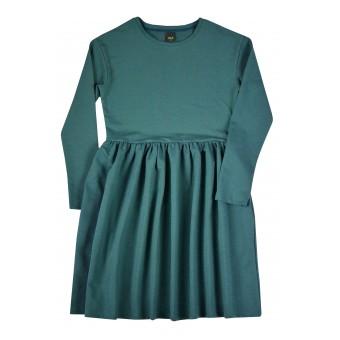 sukienka z kieszonkami - A-9599