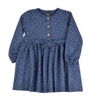 sukienka dziewczęca - A-127